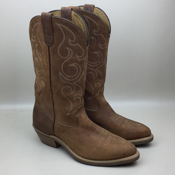 ff9944eac80 Sheplers Men's Leather Cowboy Western Boots